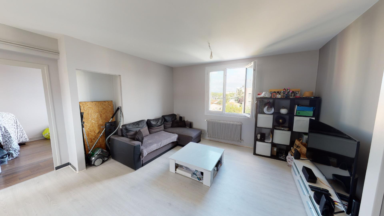 A vendre, en exclusivité, appartement T3 à Clermont-Ferrand - Montferrand